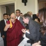 Dalai Lama - Incontro dell'11 aprile 2013, Trento