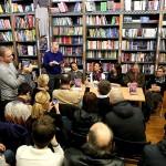 Libreria dello Sport con gli special guests e Vittorio Nava - Foto Roberto Mandelli