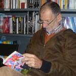 Marco Olmo alla Libreria dello Sport, Milano - foto Silvia Righetti