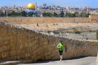 Gerusalemme marathon - www.runningpost.it