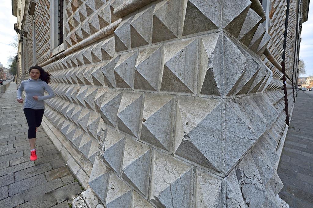 Palazzo dei Diamanti Ferrara - Foto Running Post