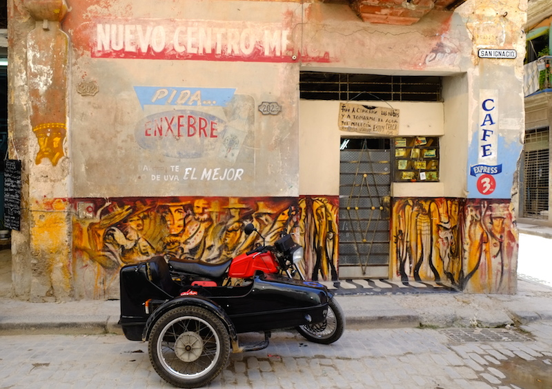 L'Avana Vecchia - Foto Gallini per Running Post