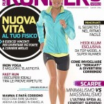 Heidi Klum su Runner's World 2014