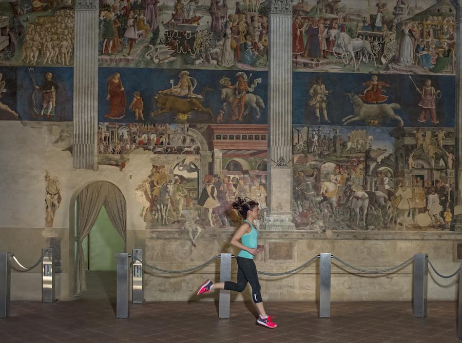 Palazzo Schifanoia, Ferrara - Running Post
