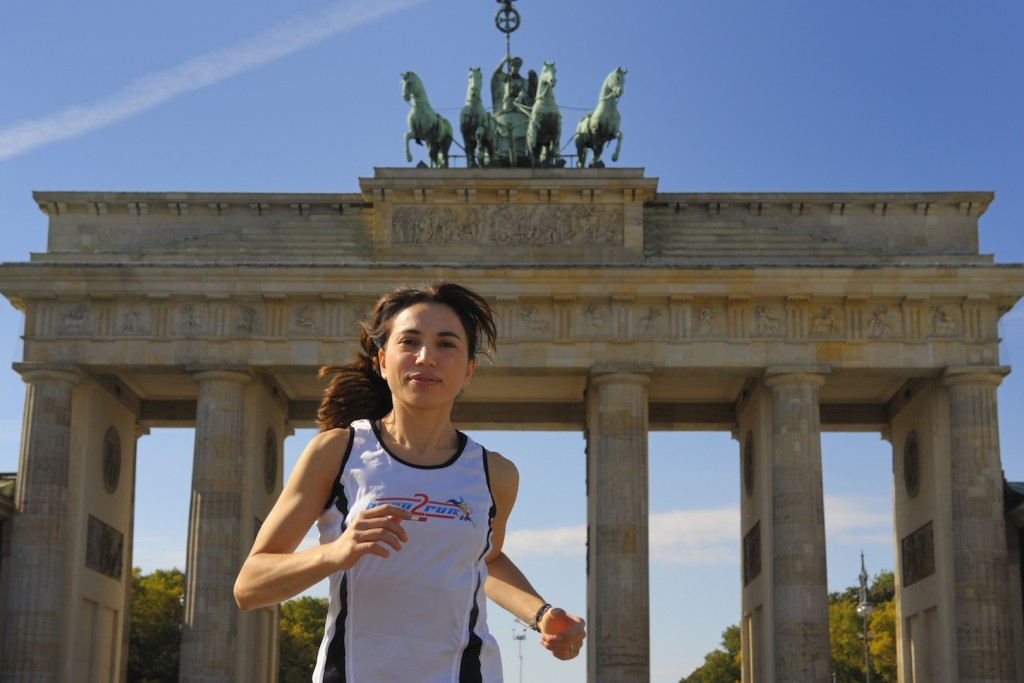 La Porta di Brandeburgo è una porta neoclassica di Berlino. Si trova fra i quartieri di Mitte e Tiergarten.