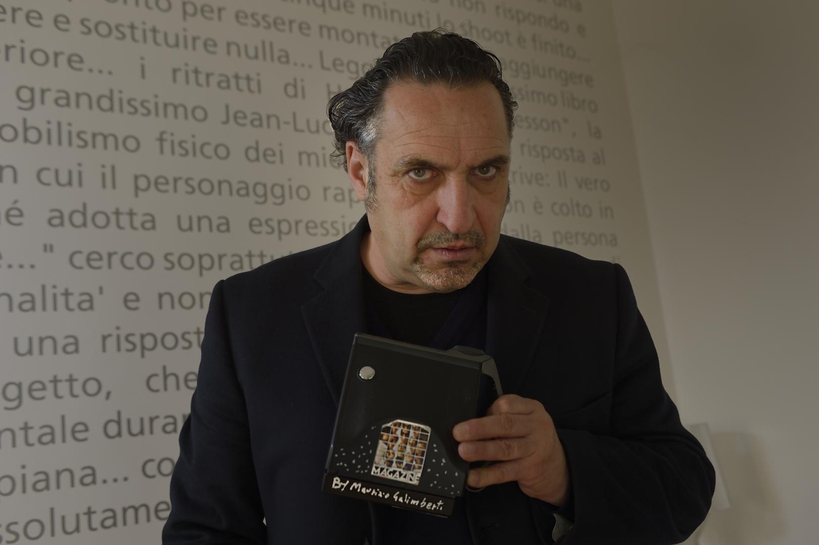 Maurizio Galimberti - Running Post