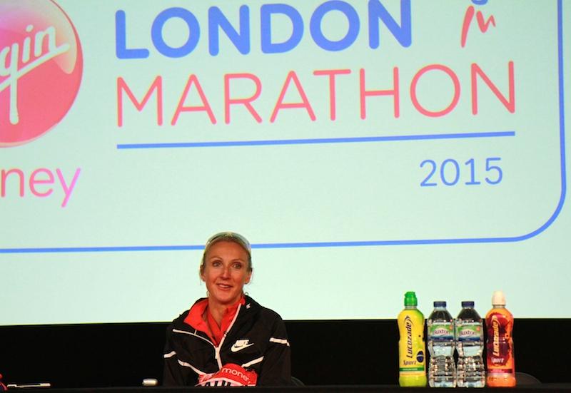 Paula Radcliffe - Foto Gallini