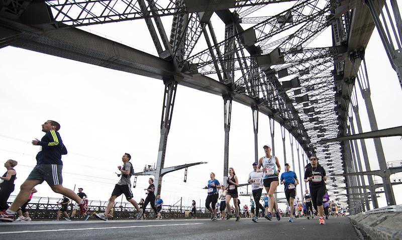 Blackmores 2014 Sydney Running Festival