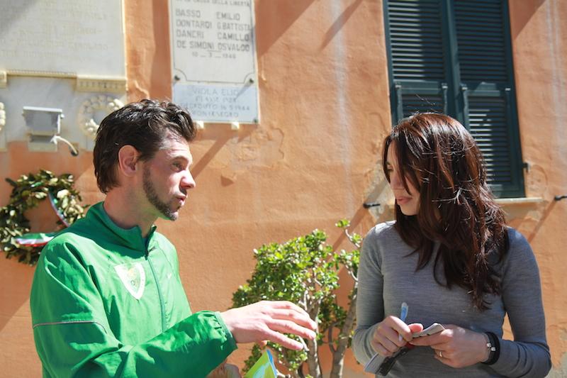 Eccomi con Marco e i suoi consigli per non sbagliare - foto Gallini