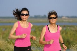Irene Righetti e Laura Fogli - Running Post