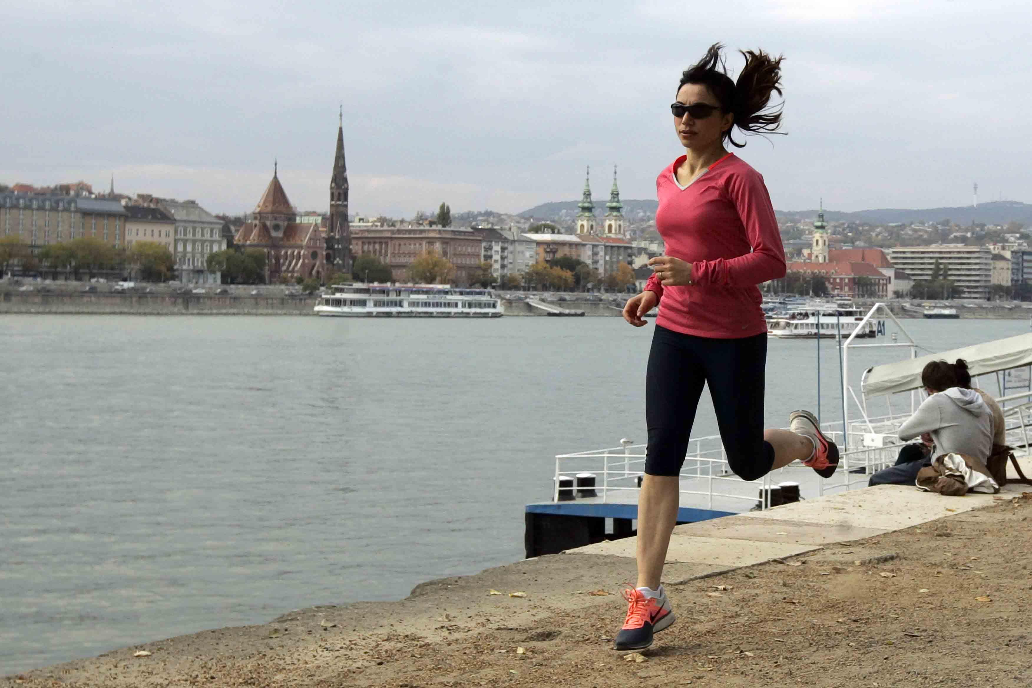 Eccomi sulle rive del Danubio - foto Marco Stoppato