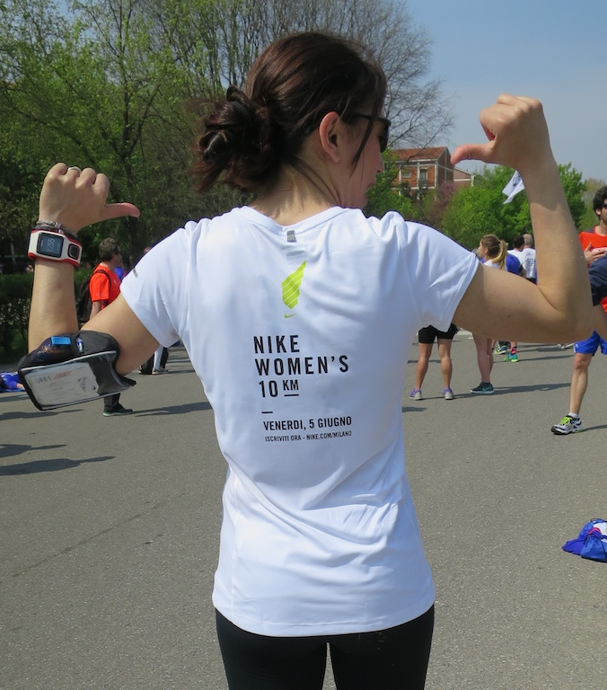 We Run Milano - Nike