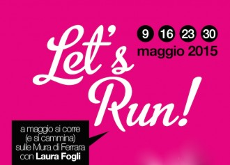 let's Run Locandina - www.runningpost.it