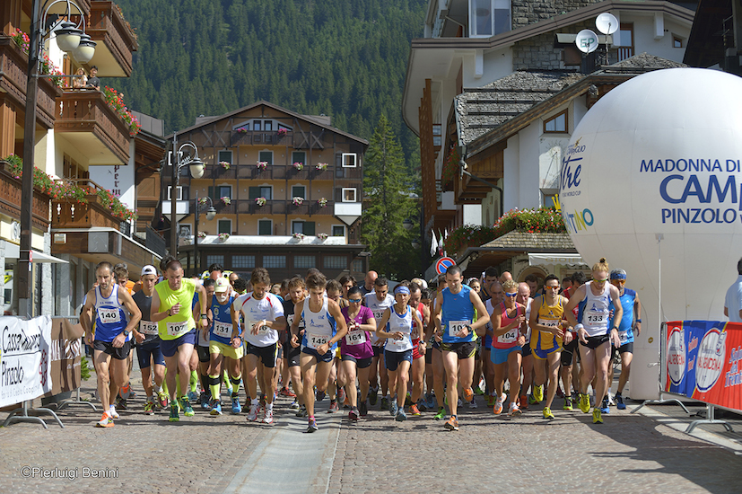 Start Campiglio Run- Foto Benini per Running Post