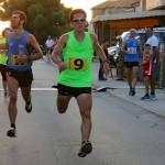 Volata per la vittoria - Foto Daniele Trevisi per Running Post