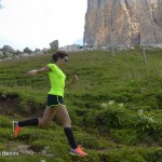 Eccomi in azione - Foto P. Benini per Running Post