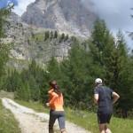Eccomi con Giovanni - Foto P. Benini per Running Post