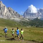 Di corsa con Giovanni, Simone e Nicola - Foto P. Benini per Running Post