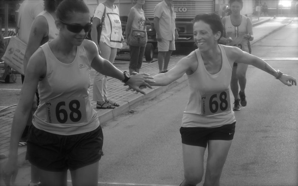 Foto Running Post - Sara ed Elena