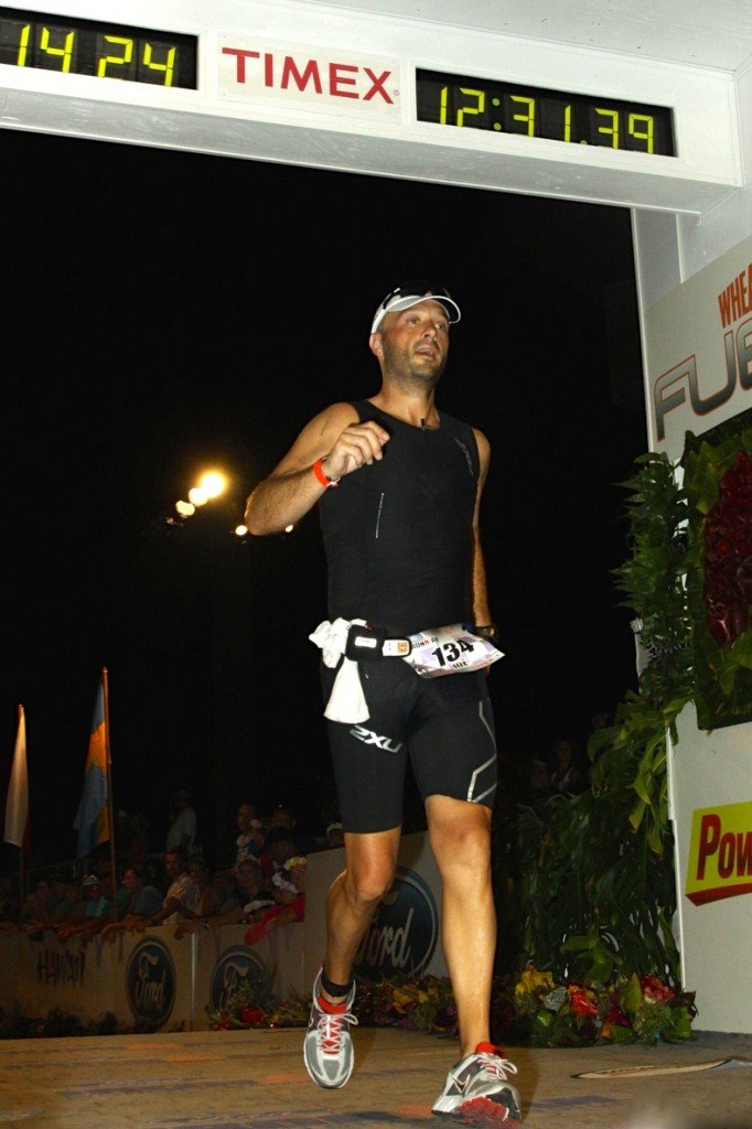 Joe taglia il traguardo dell'ironman di Kona - Running Post