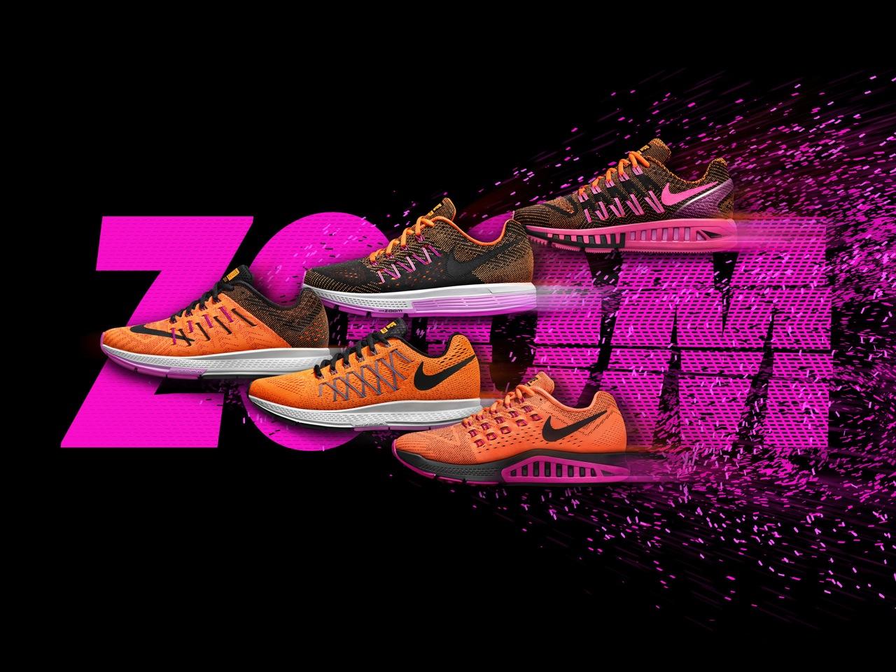 Nike Zoom Family - Running Post