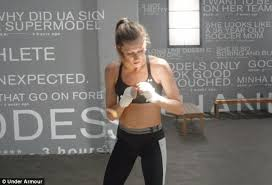 Gisele Bundchen- Under Armour - Running Post