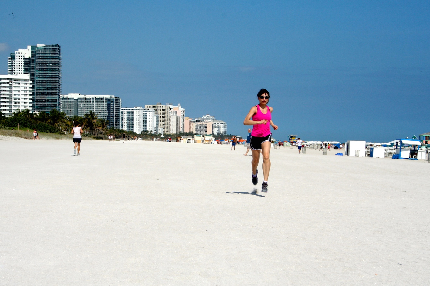 Eccomi a Miami Beach - Foto Fabio Righetti per Running Post