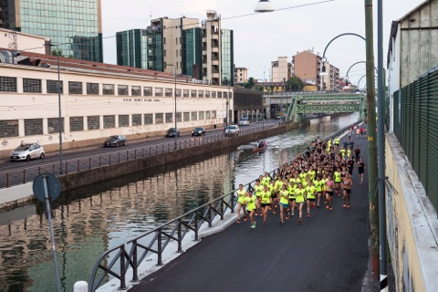 Nike - Running post