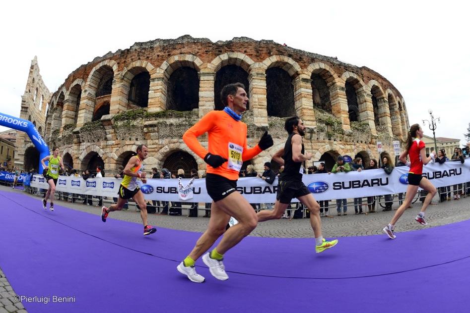 Giulietta & Romeo Half Marathon - Foto P. Benini