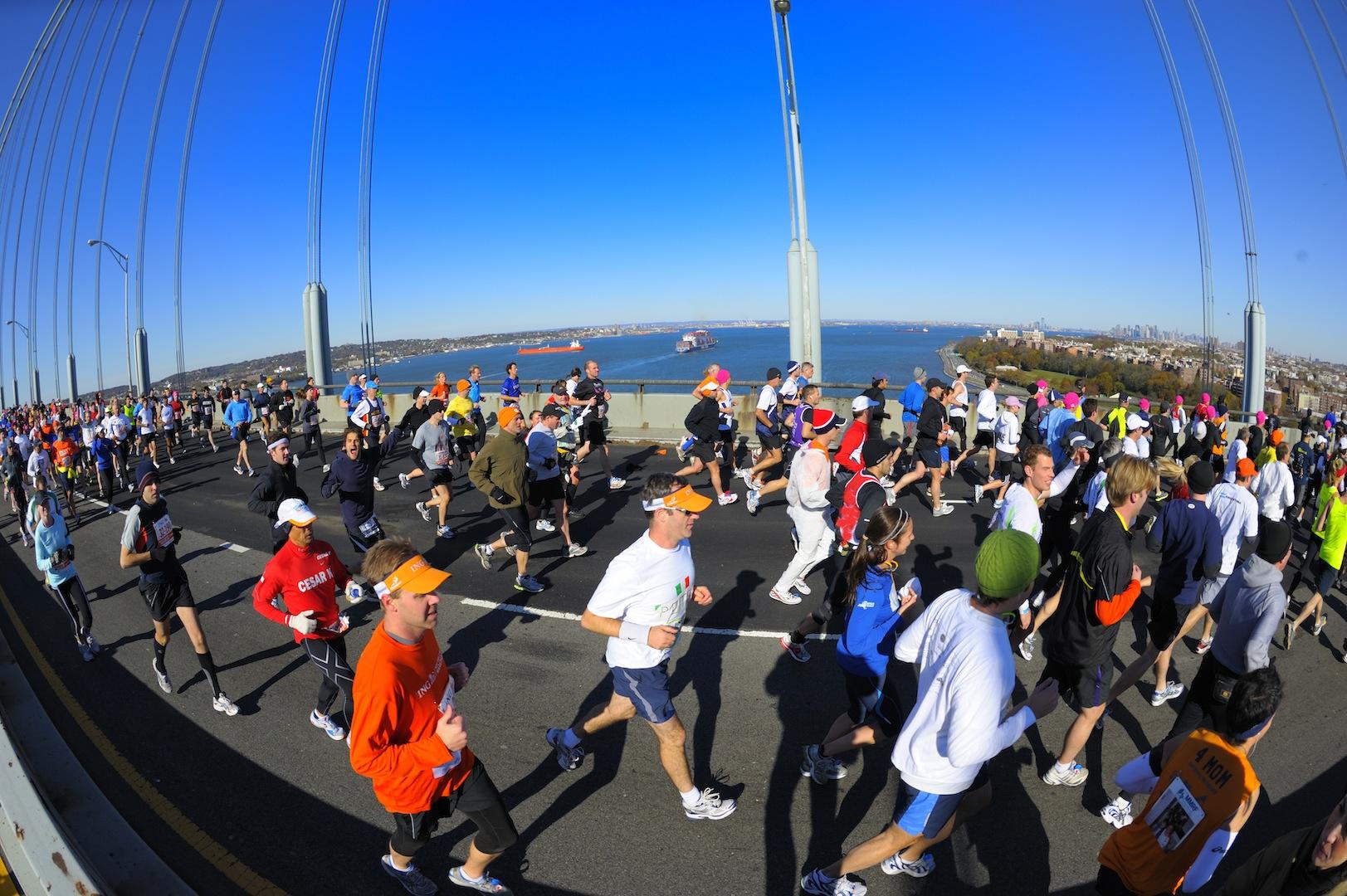 TCS New York City Marathon - Foto Benini, Running Post
