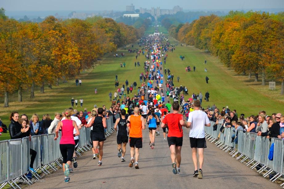 Windsor Half Marathon - Foto P. Benini