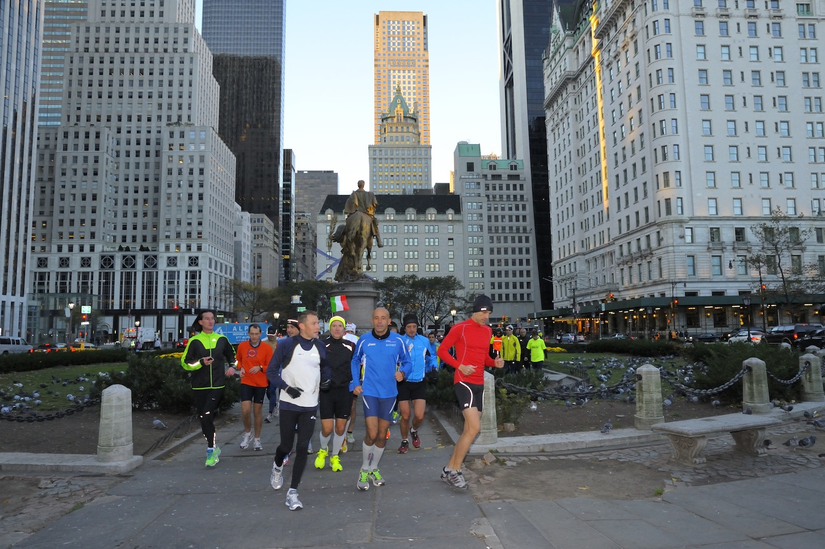 TCS New York City Marathon - Foto Benini per running Post