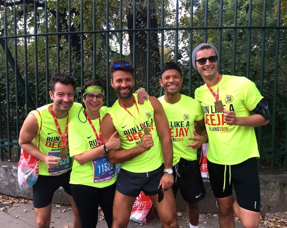 Deejay Ten Milano - Foto Running Post