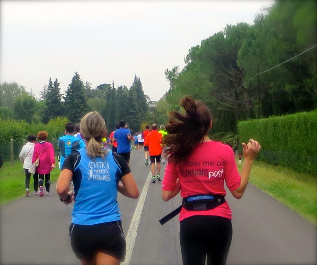 Eccomi in gara con lara - Foto Running Post