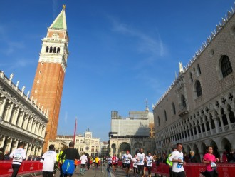 VENICE MARATHON - FOTO RUNNING POST