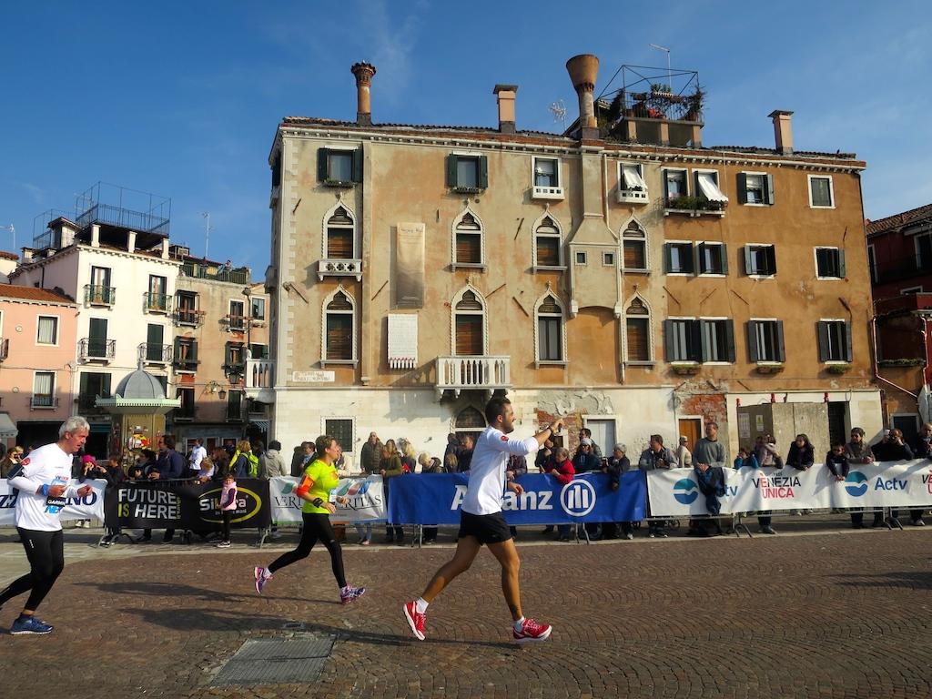 VENICE MARATHON - FOTO RUNNING POST