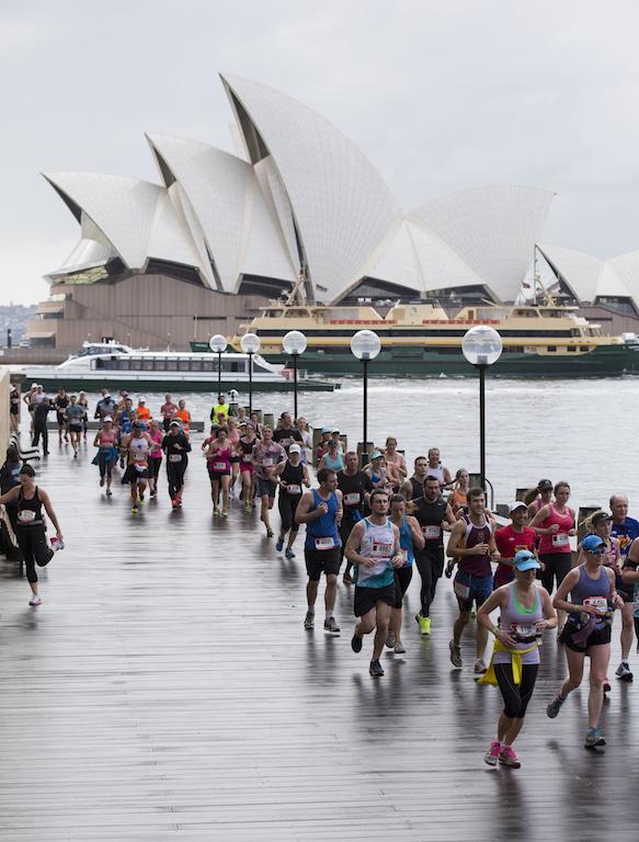 Sydney  Half Marathon - Foto Craig Golding