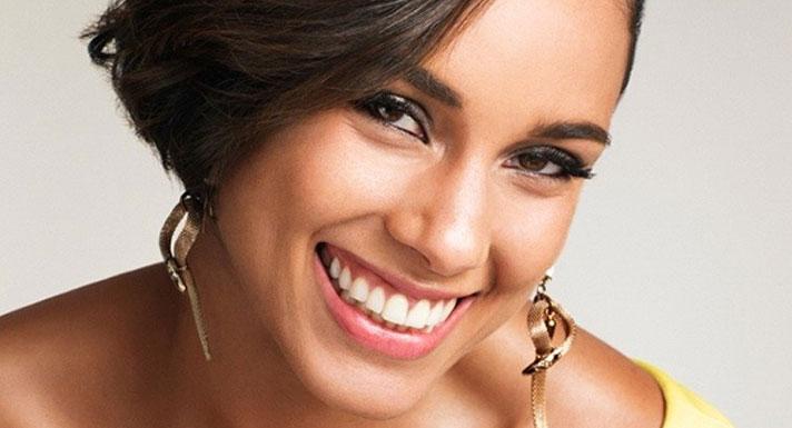 Alicia Keys - Running Post