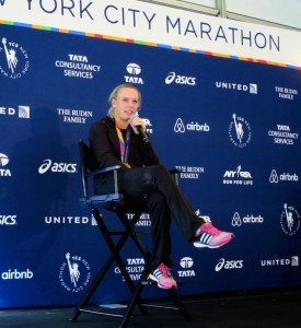 Caroline Wozniacki - foto Running Post