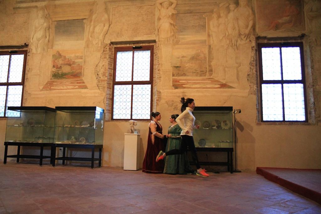 Sala delle Vigne - Foto T. Gallini