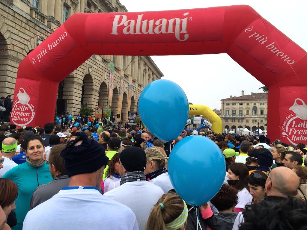 Start della 10 km