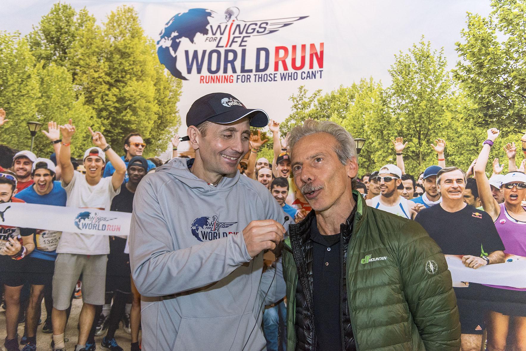 Giorgio Calcaterra e Giovanni Stori - www.runningpost.it