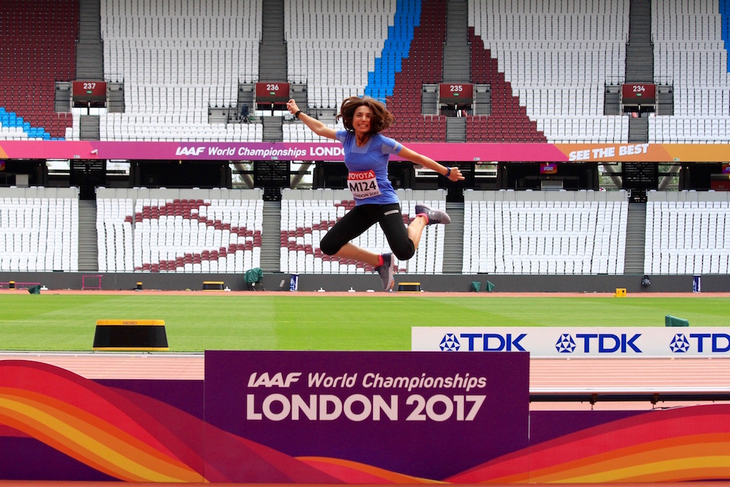 IAAF WORLD CHSAMPIONSHIPS LONDON =!:
