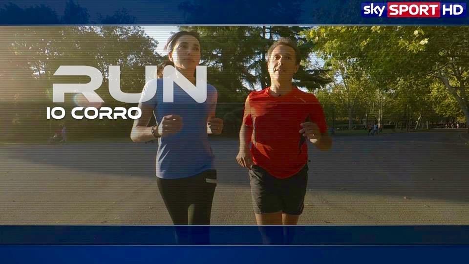 Io corro per Sky Sport - RunningPost