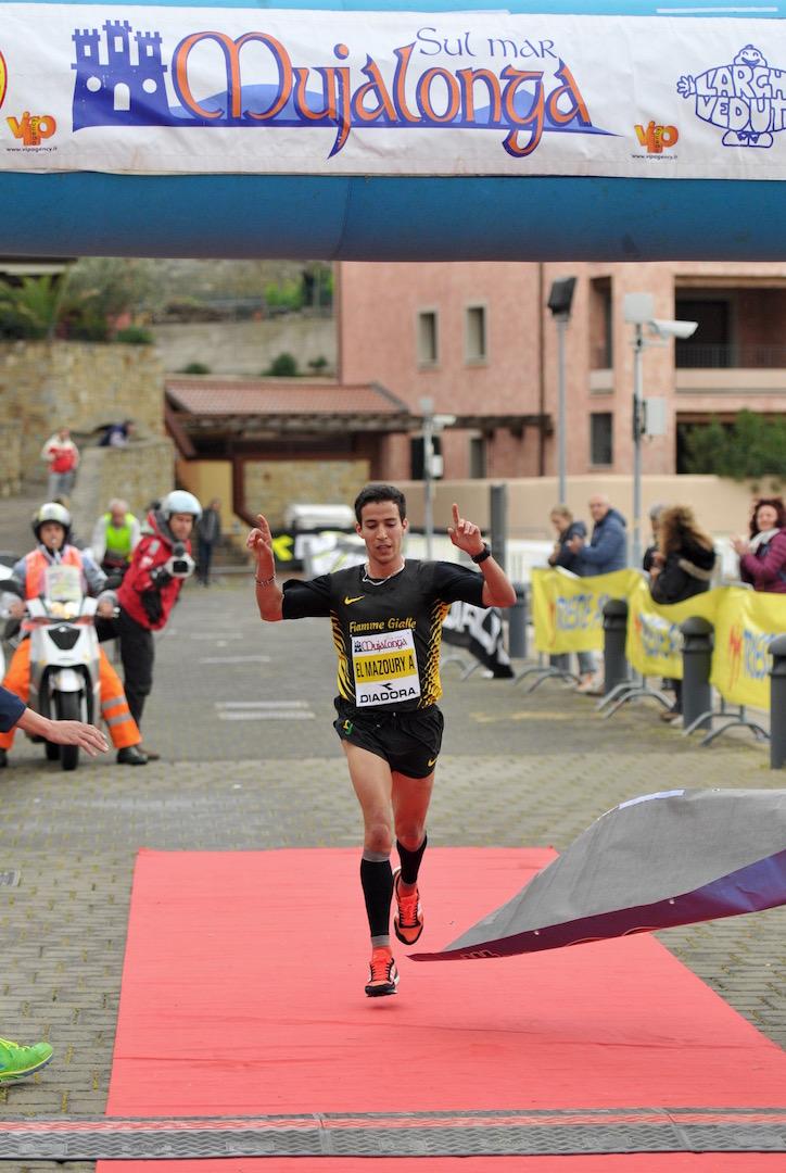 Il vincitore El Mazoury