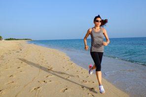 Correre al mare: 5 consigli