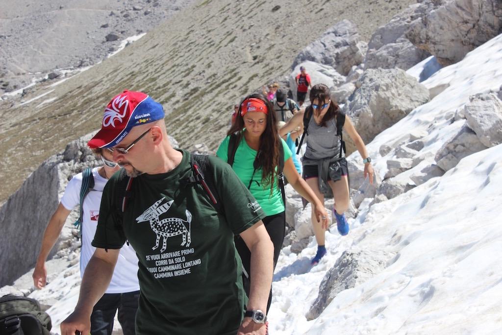 Hiking Tre Cime di Lavaredo