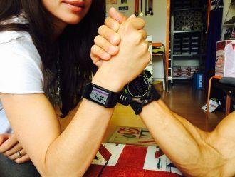 Eccomi con Rudy Magagnoli, Vivo active HR VS Forerunner 230