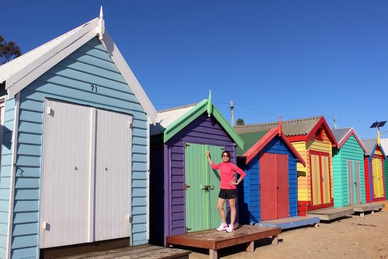 Eccomi a Brighton Beach co