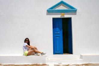 Karpathos - Running Post
